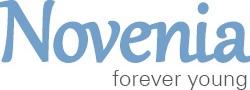 Novenia-logo-kleinknapp