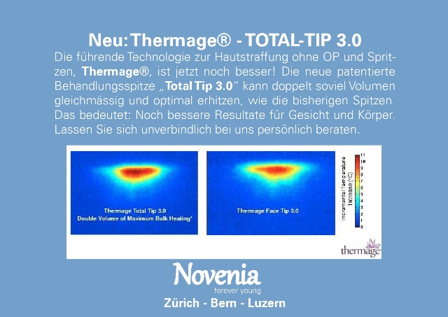 Thermage Total Tip klein